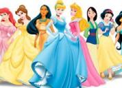 show de princesas bonitas en puebla