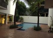 Rento departamento residencial bacalar zona centro cancun 3 dormitorios