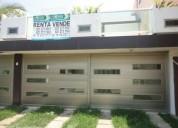 Excelente casa en venta con alberca rentada en coatzacoalcos