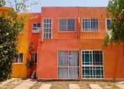 Casa en venta y renta fracc puerto esmeralda coatzacoalcos 3 dormitorios 72 m2