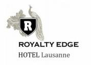 Trabajos de restaurante de hotel en suiza.