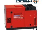 Venta generador eléctrico portátil