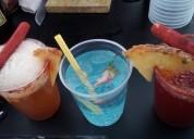 Servicio barra libre de bebidas todo incluido