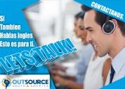Ejecutivo de ventas bilingüe