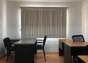 Cómodas y funcionales oficinas y consultorios