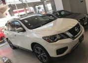 Nissan pathfinder 2018 7000 kms