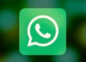 Ubicaciones por medio de whatsapp