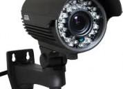 Venta de cámaras y equipo de seguridad  económico