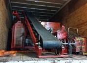 Bantra transportadora 5 m