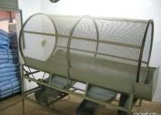 Cernidora tipo tubo