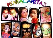 Pintacaritas, maquillaje infantil