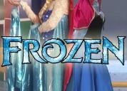 Show de frozen, show de elsa y ana