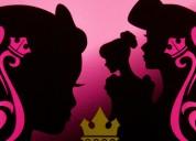 Show de princesas, rapunzel, cenicienta, aurora