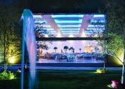 Bellaria eventos salon jardin