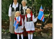 Islandés, Dinamarqués, Noruego...