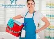 """Personal domestico confiable """"agencia abejas"""""""