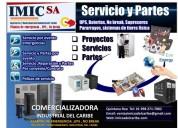 Plantas de emergencia , servicio y refacciones
