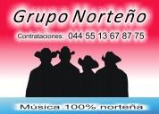 Grupo norteÑo 55 13 67 87 75 para tus eventos