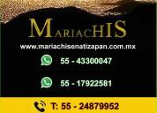 Mariachi para fiestas venustiano carranza t.55 248 79 953