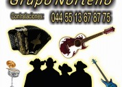 Contrata grupo norteÑo al 55 13 67 87 75