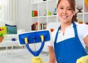 Limpieza servicio a domésticos