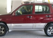 Chevrolet tracker automatica 2002