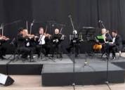 Violinistas profesionales bodas y mas