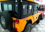 Jeep willys 71 clasico cj5 4x4
