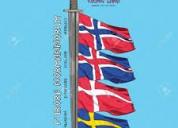 Clases de dinamarqués y nórdicos idiomas...