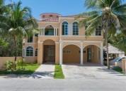 Residencia en venta en puerto aventuras quintana roo 5 dormitorios 702 m2