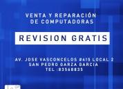 Revision gratuita de equipos de computo