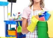 Limpieza sirvientas cocineras
