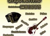 Grupo norteÑo 55 13 67 87 75 contrata