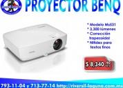 Videoproyector benq ms531