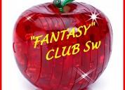 Fantasy club la auténtica fiesta exclusivamente pa