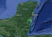 Tierra para desarrollar proyectos turisticos en mar caribe belize 20234 m2