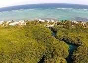 Venta de terreno turistico para proyecto hotelero en cancun 3279332 m2