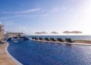 Ph frente al mar en la zona hotelera 3 dormitorios
