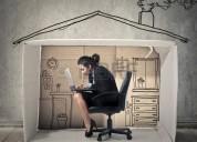 Urge personal para oficina medio tiempo