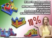 Super castillo mickey con resbaladilla con -10%