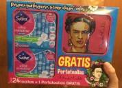 Maquile paquetes de toallas fem
