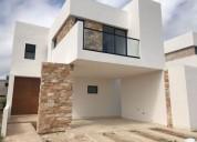 Residencia en conkal 4 dormitorios 310 m2