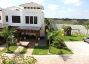 Villa 38 de harmonia la mejor privada dentro del yucatan country club en mérida