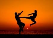 Aprende artes marciales en centro daxue