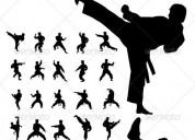 Kung fu para niños y adultos