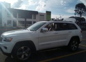 Jeep grand cherokee 2015 29000 kms