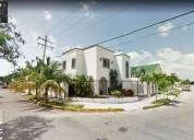 Casa amueblada en renta en cancun avenida contoy sm 17 4 dormitorios 400 m2