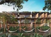 Exclusivos departamentos en tulum 1 recamara con piscina amaka 1 dormitorios