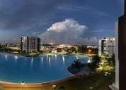 Se renta departamento amueblado en cancun dreams lagoons 2 dormitorios 75 m2