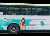 """""""publicidad en camiones urbanos"""""""